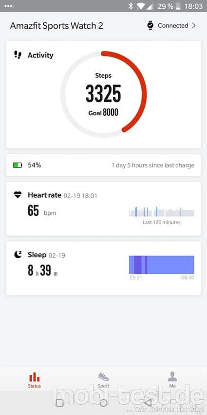 Amazfit Smart Sports Watch 2 Screenhots (62)