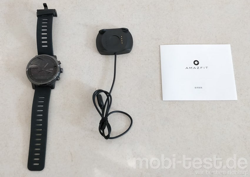 Amazfit Smart Sports Watch 2 Stratos (1)