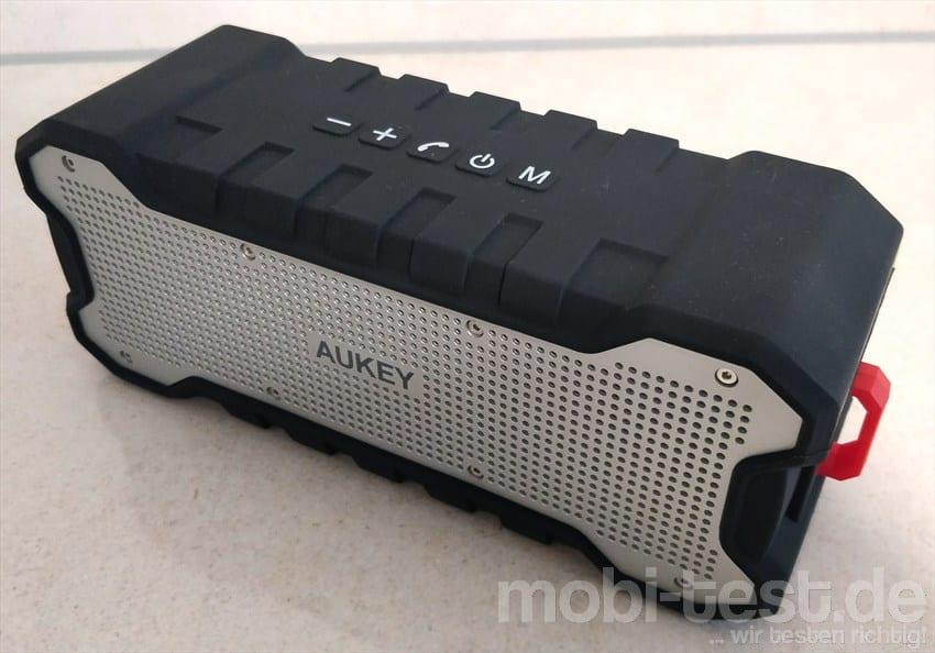Aukey SK-M12 Outdoor Bluetooth Lautsprecher (3)