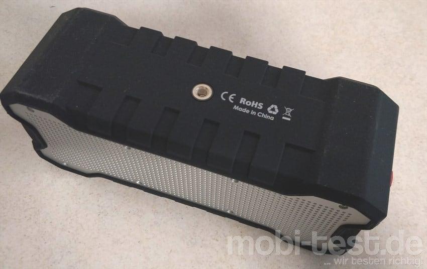 im test der aukey sk m12 outdoor bluetooth lautsprecher. Black Bedroom Furniture Sets. Home Design Ideas