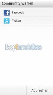 Social Networking kann nur Twitter und Facebook