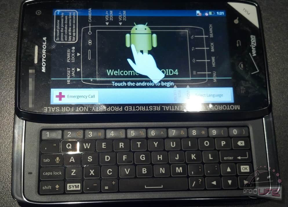 Erste Bilder vom Motorola Droid 4 aufgetaucht 2