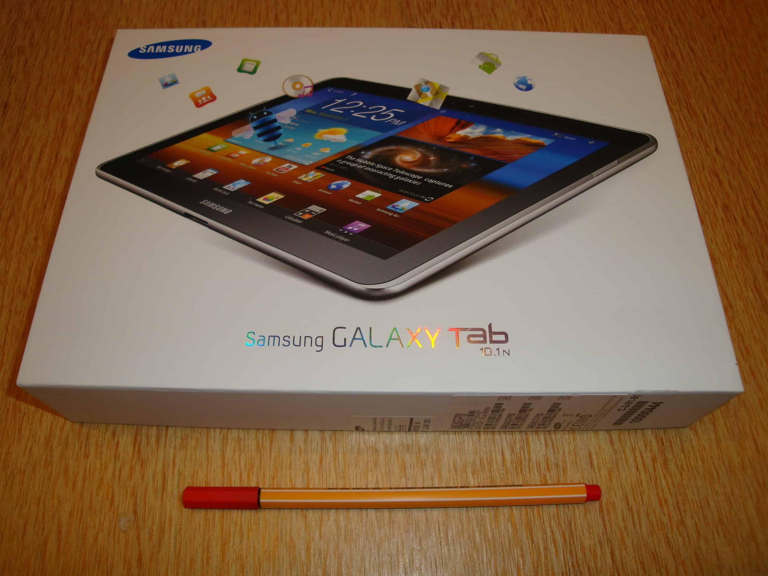 Samsung Galaxy Tab 10.1N - Alltagstest Teil 1 - mobi-test
