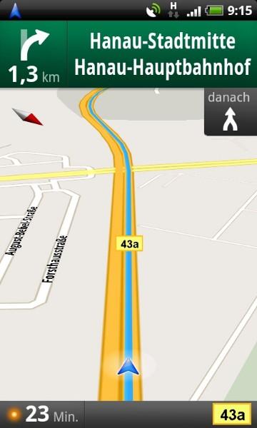 Im Test Google Maps Navigation Frs Handy Mit Offline