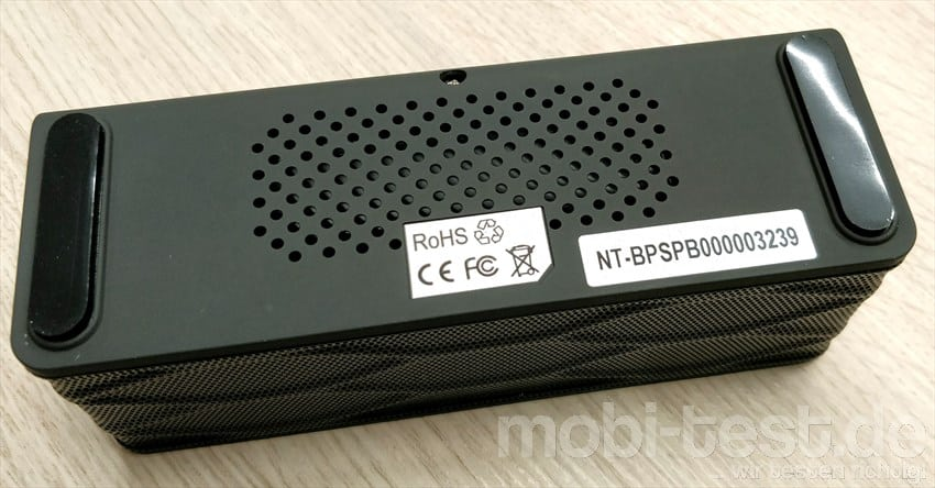 Ninetec Powerblaster 2in1 Bluetooth Lautsprecher (9)