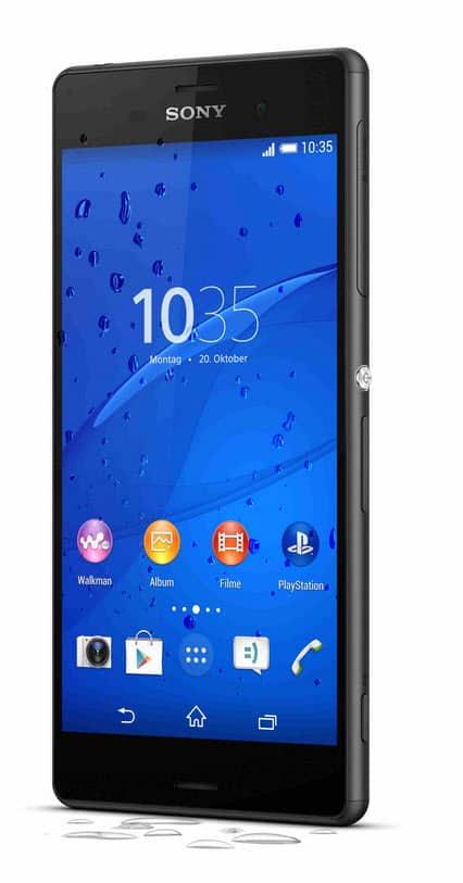 Sony Xperia Z3 im Dauertest - die Übersicht