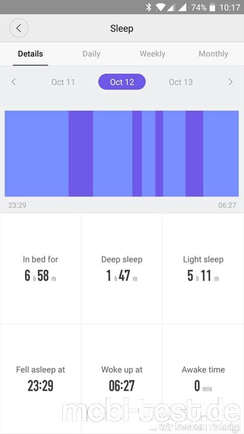 Xiaomi Amazfit Pace Screenshot (36)