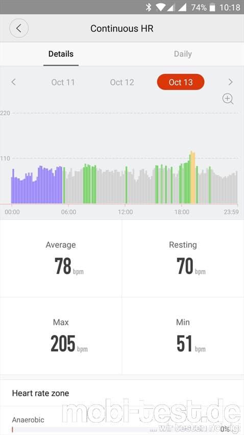 Xiaomi Amazfit Pace Screenshot (42)