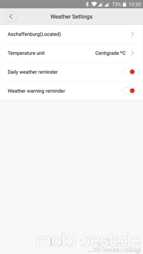 Xiaomi Amazfit Pace Screenshot (52)