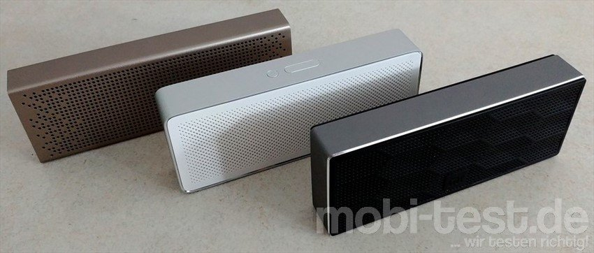 Xiaomi Bluetooth Lautsprecher (1)
