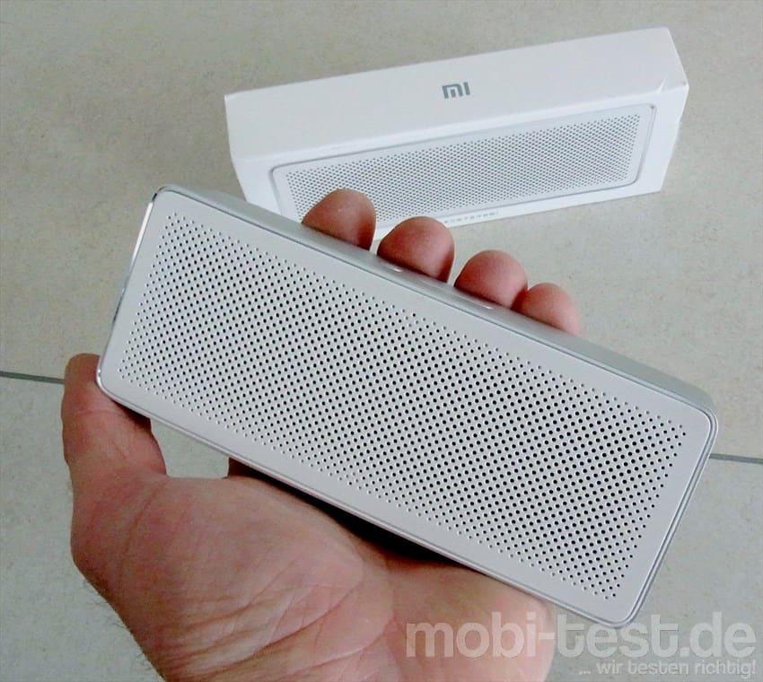 Xiaomi Bluetooth Speaker 2 aka Xiaomi Soundbox 2 aka Xiaomi Square Box 2 (1)