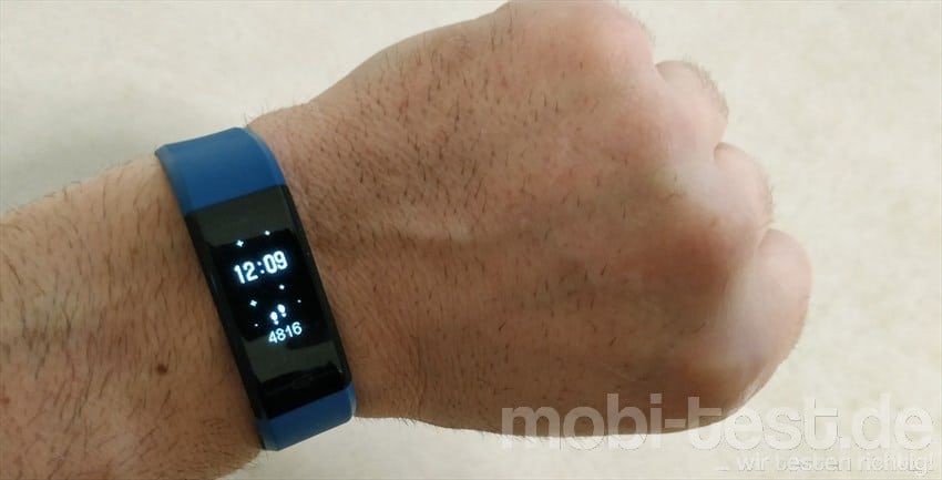 YG3 Plus Smart Band ID115HR (1)