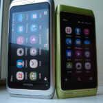 [Fotos] Nokia N8 und E7 mit Symbian^3 PR3.0 aka Belle aufgetaucht