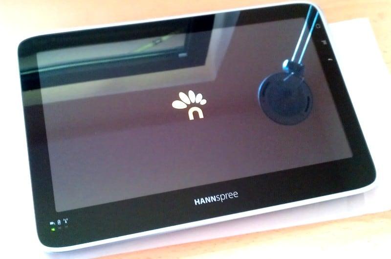Testbericht zum Hannspree HANNSpad SN10T1 Android 10 Zoll Tablet [Update 2]