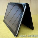 Im Test: Samsung original Diary Tasche (EFC-1B1N) für das Galaxy Tab 10.1