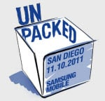 Samsung Holding Unpacked Event