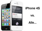 iphone 4s vs. alle