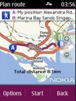 Nokia Maps S40
