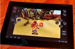 Sony tablet S klein