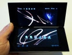 Sony Tablet P klein
