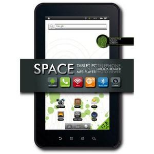 Odys Space Android Tablet im Test – Teil 2: Leistung und Performance, vorinstallierte Apps