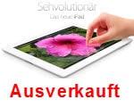 iPad 3 ausverkauft