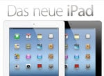 iPad neu klein