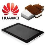 Huawei MediaPad – das Ice Cream Sandwich dürfte bald auch bei uns erhältlich sein