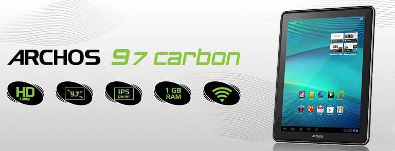 Archos 97 Carbon