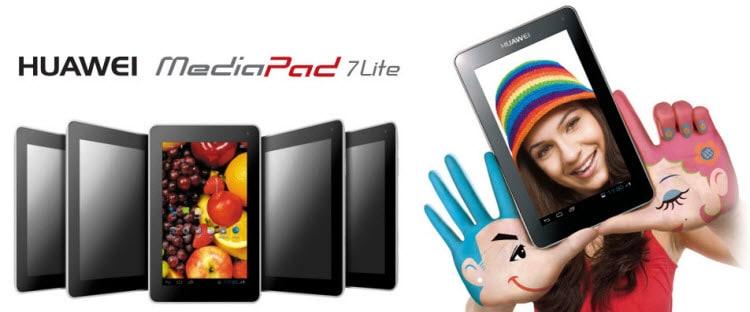 Huawei MediaPad 7 Lite_Banner