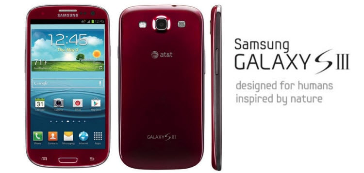 Samsung Galaxy S3 Zurücksetzen