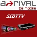 a-rival Scotty – ein Beamer für das iPhone 4/4S im Test