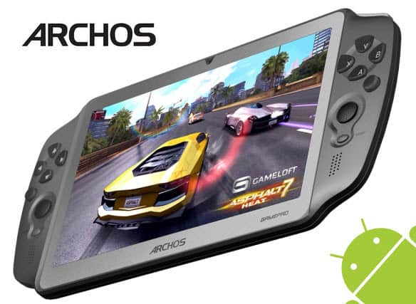 Archos Gaming Tablet