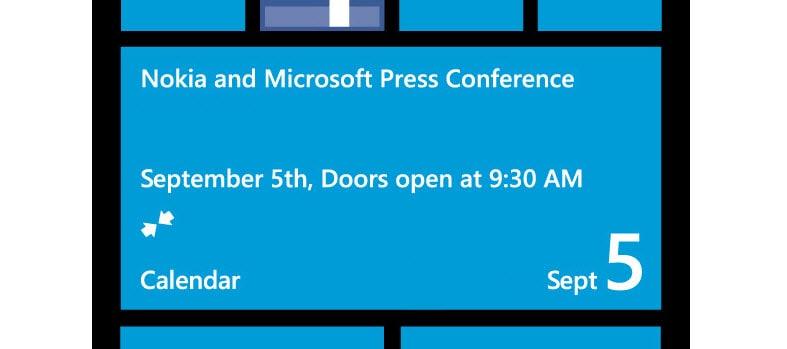 Microsoft Nokia Event 2012