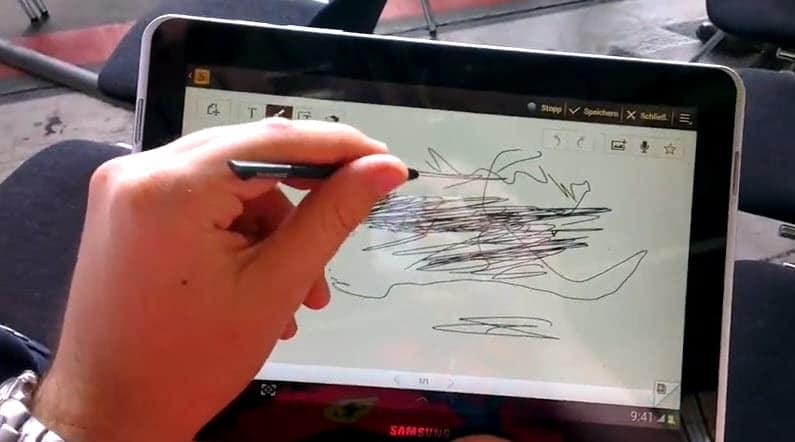 Samsung Galaxy Tab 10.1N S-Pen