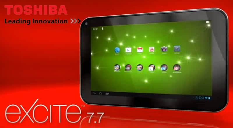 Toshiba Excite 7.7 AT720-101_Banner