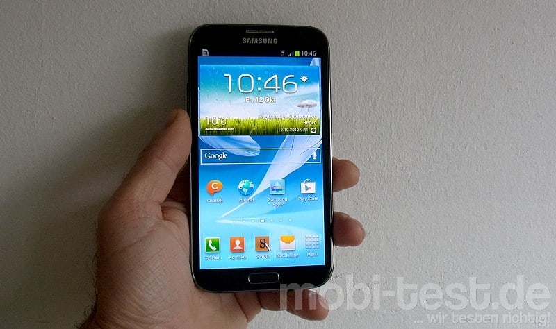 Samsung Galaxy Note 2_Hands-On