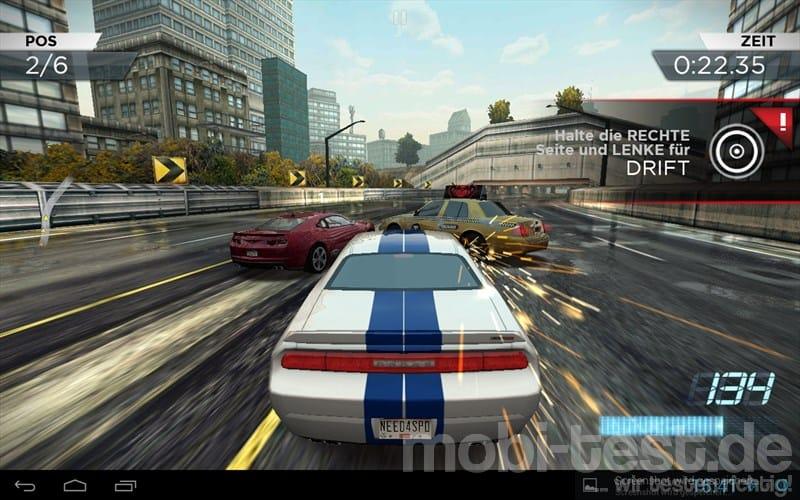 Ainol Novo 10 Hero Need for Speed