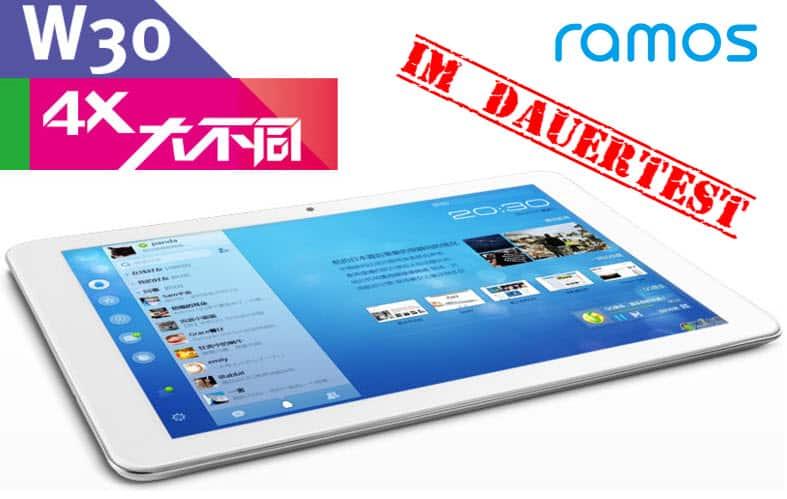 Ramos W30 Banner