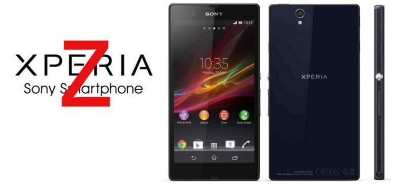 Sony Xperia Z Banner