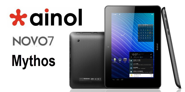 Tablet Ainol Novo 7 Mythos Banner