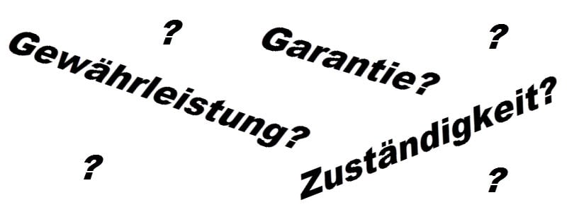 Garantie Banner