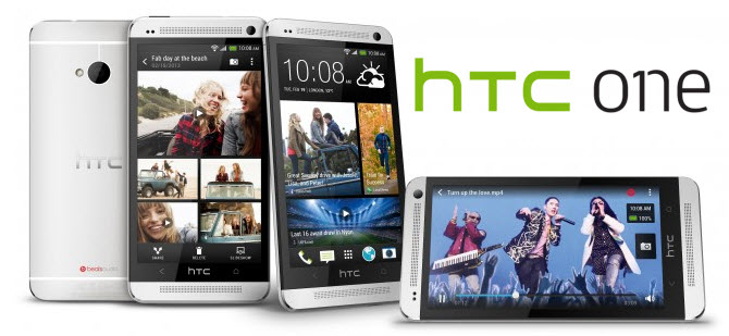 HTC One Banner