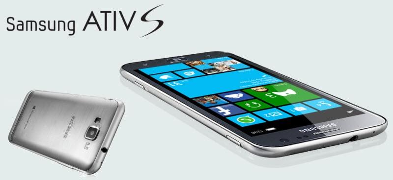 Samsung Ativ S Banner