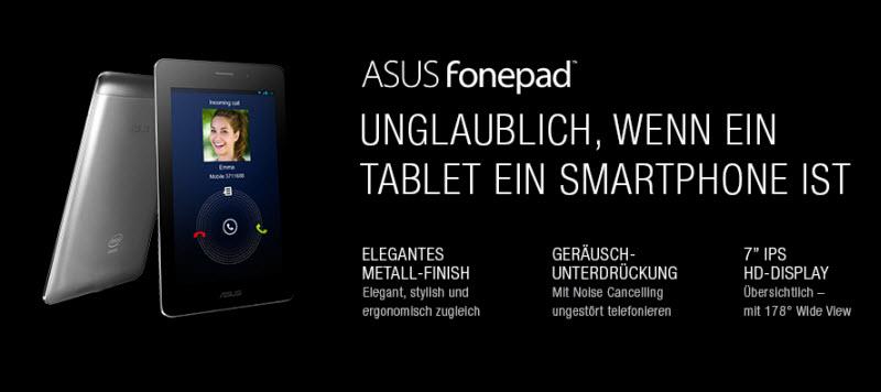 ASUS FonePad Bannr