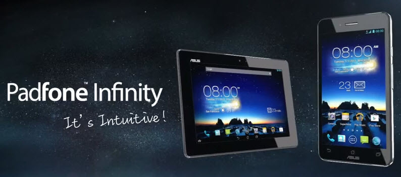 ASUS PadFone Infinity Banner