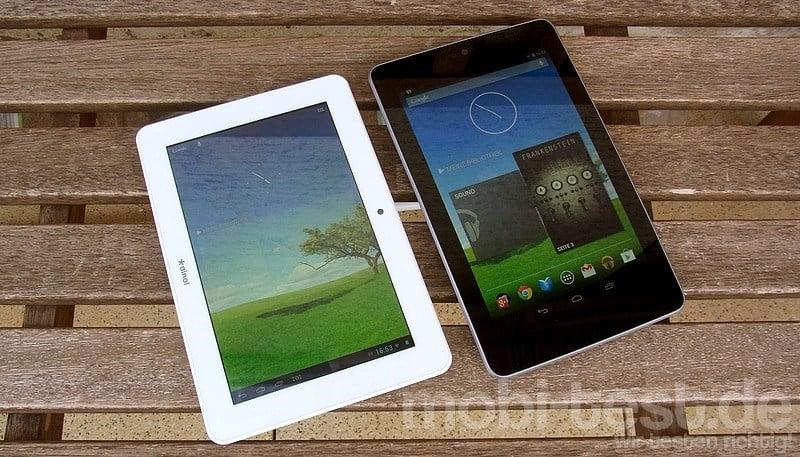 Ainol Novo 7 Venus vs Google Nexus 7 (1)