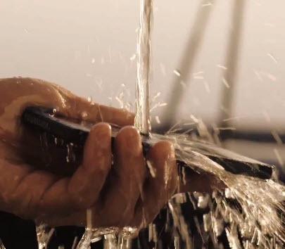 Sony Xperia Z Wasser
