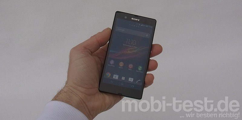 Sony Xperia Z_Hands-On (2)