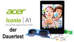 Acer Iconia A1-810 im Dauertest – die Übersicht
